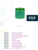 IMS DB PRESENTATION ver 1.1