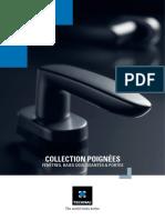 Poignées TECHNAL Brochure/PUIGMETAL®