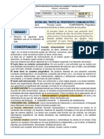 ADECUACIÓN DEL TEXTO.G(3). 11º