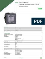 PowerLogic PM5000 Series_METSEPM5100