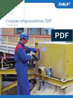 Manual Pistolas Engrasadoras SKF