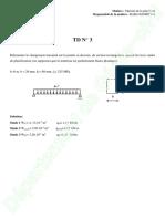 TD3 Plasticité Des Poutres