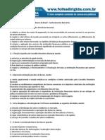 Questões Comentadas Banco do Brasil