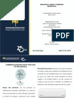 NECESIDAD DESEO Y DEMANDA-FUNDAMENTO DE MERCADEO