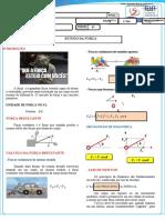 Estudo Da Força Resultante e Leis de Newton (1º Ano)
