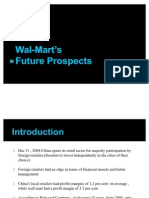 Presentation Wal Mart
