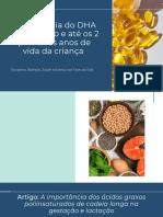 Disciplina_ Nutrição, Saúde e Doença Nas Fases Da Vida Prof._ Mara Cláudia Dias