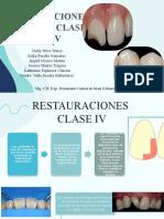 Restauraciones clase IV y V-Grupo 2 (1)