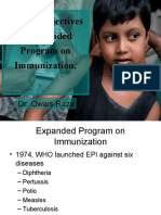 Aims and Objective of Expanded Program of Immunization