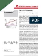 Healthcare REITS 110310 OIR