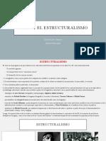 Tema3.Del Estructuralismo Al Posestructuralismo