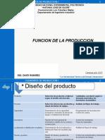 Diseño y planeacion del sistema de produccion