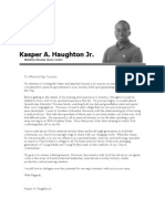 Resume 2012 - Kasper Haughton v3