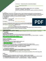 Cirurgia 1 - Hipertensão Porta e Insuf Hepática