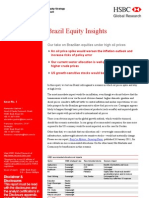 Brazil Equity Insights - 28 February 2011