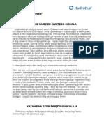 Kazania Swietokrzyskie Tekst Lektury PDF