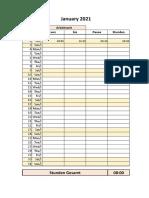 Arbeitszeitnachweis-Simple-mit-Feiertagen-und-Jahresuebersicht