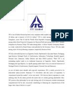 The ITC Profile