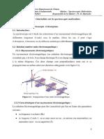 Introduction à La Spectroscopie d'Absorption