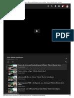 (6309) Câmera não Atravessar Paredes (Camera Collision) - Tutorial_ Blender Game - YouTube