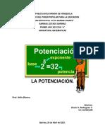 1.-Matematicas.-Ejercicios.-Potencia