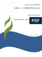 Psicologia_Organiz_Prof_Procopio_2011