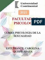PA2 Psicología de La Sexualidad