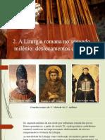 02. hist liturgia 2 milenio