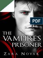 #02 the Vampire's Prisoner - Zara Novak
