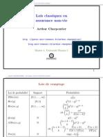 cours-actuariat-lois de probabilité