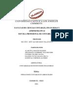 Libro Diario Contabilidad de Instituciones Financieras