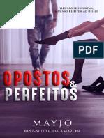 MAYJO - Opostos & Perfeitos