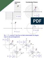 Matemática - Geometria - Coor Polares