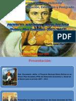 Proyecto Nacional Simon Bolivar Primer Plan Socialista 2007 2013