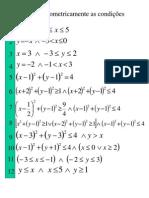 Matemática - Geometria - DP E