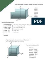 Matemática - Geometria - Exercício Resolvido Paralelepipedo
