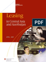 Leasing in Central Asia and Azerbaijan