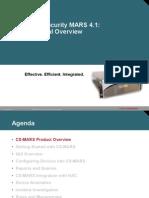 CS-MARS Technial Overview