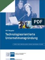 businessplan beispiel-technologieunternehmen
