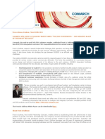 Comarch and Frost & Sullivan White Paper