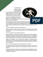 LECTURA PARA EL TRABAJO (PSICODEPORTE)