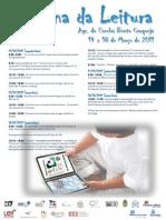 Semana da Leitura 2010/2011 - Agr. de Escolas Bento Carqueja