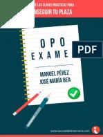 Opo Examen 2a Edición
