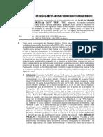 Informe Identificacion de ddcc PNP