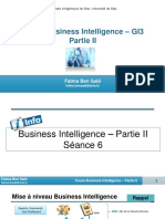 Support Du Cours BI-PartieII_Séance6- GI3