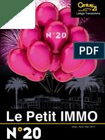 Century 21 Petit immo n°20