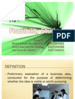 Chap 4 - Feasibility Study