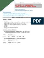 Correction - TD 6 Acide Base