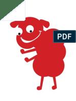 L'OVELLA VERMELLA logotipos