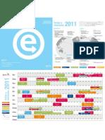 Ferias y Eventos Exportaciones 2011